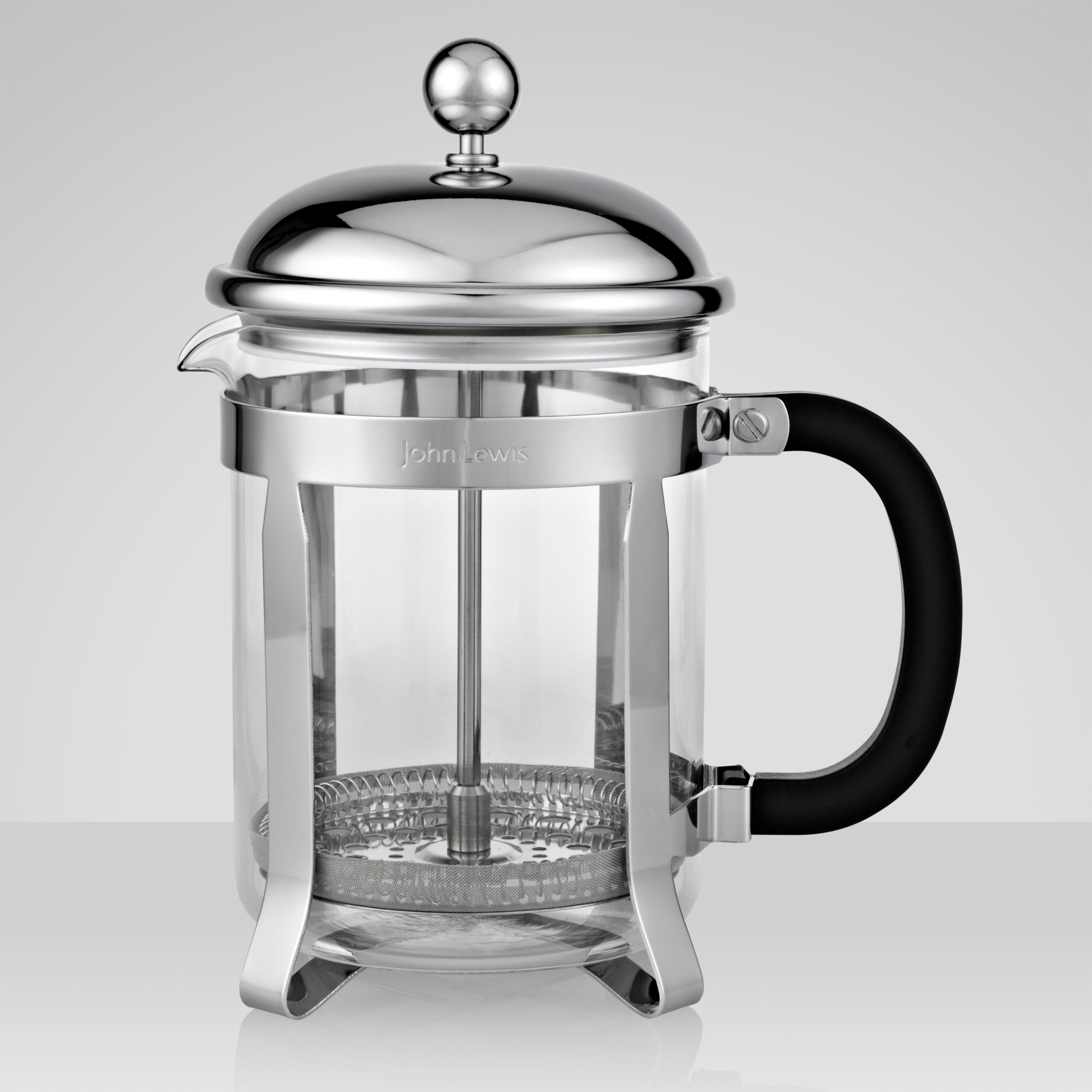 Italian Coffee Maker John Lewis : Buy John Lewis Classic French Press Cafetiere John Lewis